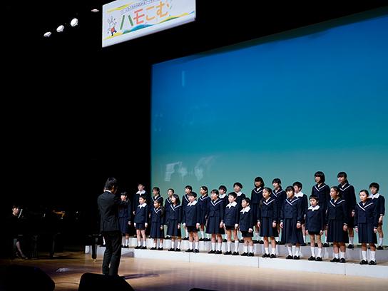 福島大学附属小学校合唱部